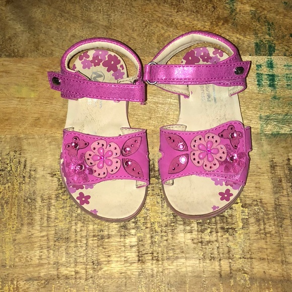 Naturino Other - Naturino | Leather Sandals, Baby Girl's Size 6